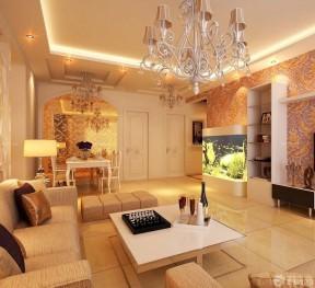 90平米家裝設計 歐式風格