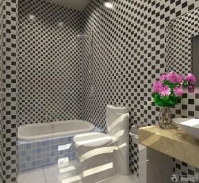 90平方長方形房子裝修圖片 衛生間裝修圖片