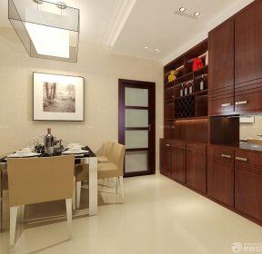 90平兩室兩廳餐廳裝修案例-每日推薦
