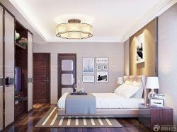 90平兩室兩廳吊燈裝修案例