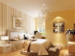 90平兩室兩廳主臥室設計裝修案例