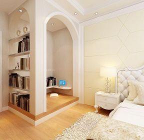 90平兩室兩廳門洞裝修案例-每日推薦