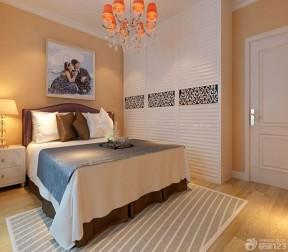 90平兩室兩廳裝修案例 臥室裝修