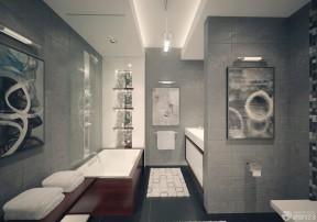 復式房子裝修 衛生間設計