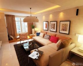 两居室房屋装修效果图 温馨小户型装修效果图片