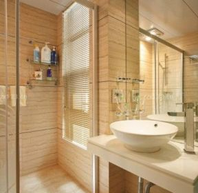 北歐家居衛生間裝修設計-每日推薦