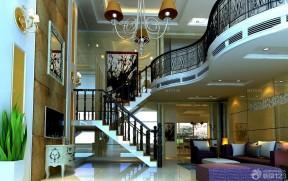 復式樓客廳吊頂效果圖 大廳吊頂