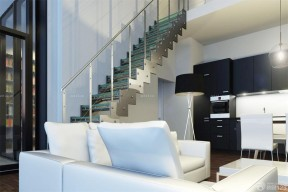 復式房子設計圖 不銹鋼樓梯扶手