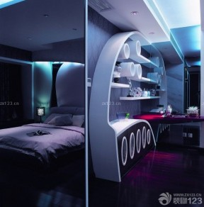 室內裝修裝潢 女生臥室設計圖