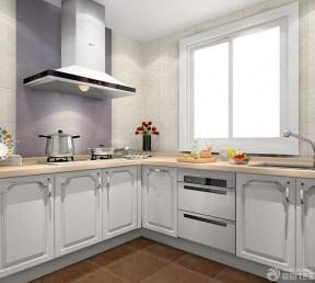 90平米廚房裝修效果圖 簡約歐式風格