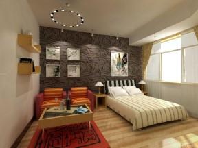 40-50平方小戶型裝修 公寓床圖片