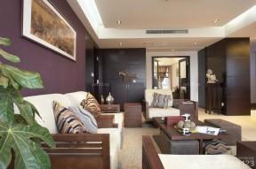 现代时尚装修 客厅家居装修