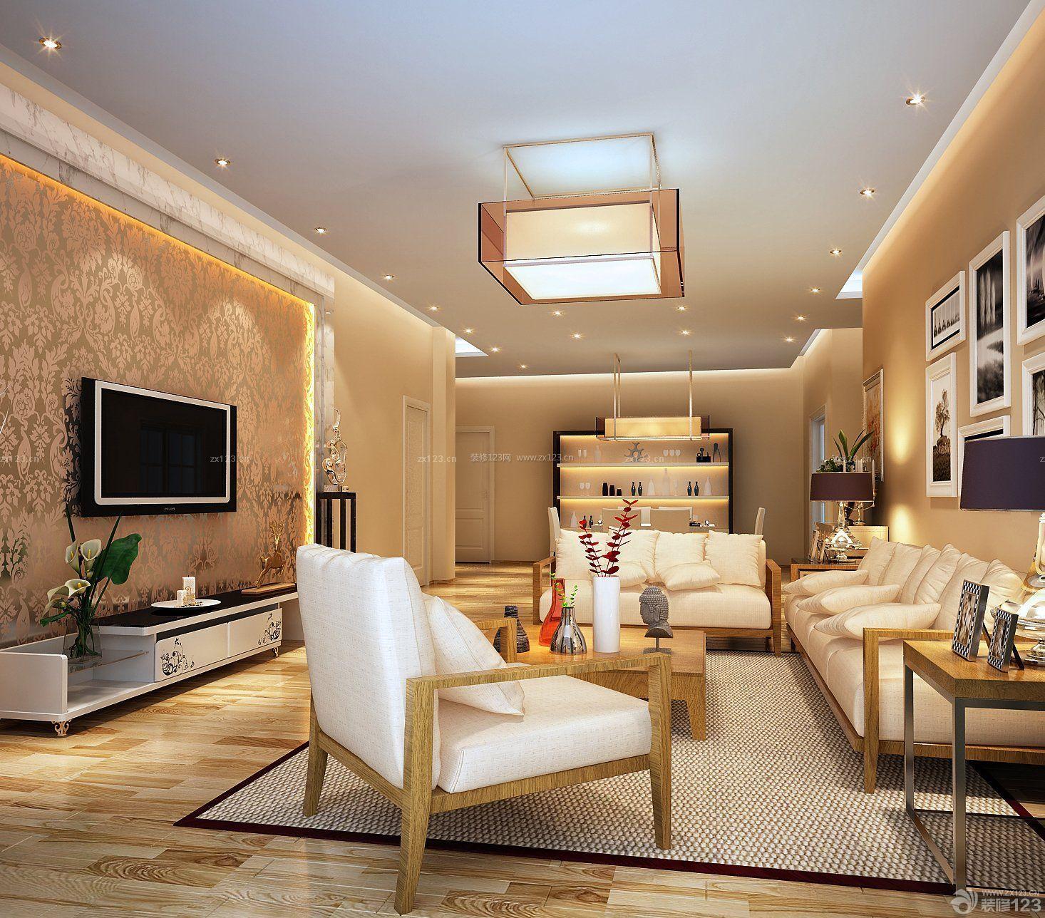 12平客厅装修效果图