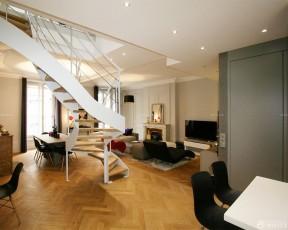 房子復式裝修 復式樓梯設計