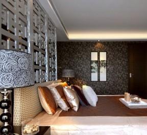 90平米兩室兩廳裝修方案 中式臥室裝修