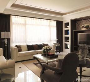 90平米兩室兩廳裝修方案 后現代