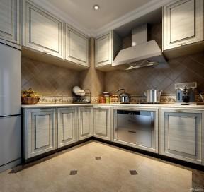 90平米兩室兩廳裝修方案 整體廚房