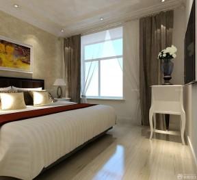 90平米兩室兩廳裝修方案 臥室飄窗裝修