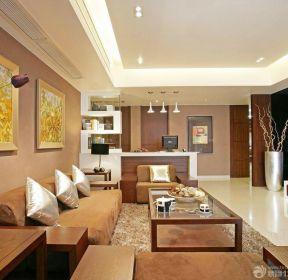90平米兩室兩廳客廳裝修方案-每日推薦