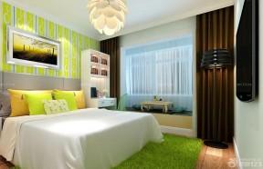 小戶型裝修圖片大全 臥室床