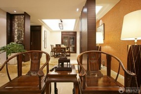 新古典主義裝修 客廳家居裝修