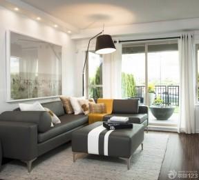 90平米3居室房屋裝修效果圖 小客廳裝修