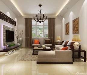 90平米3居室房屋裝修效果圖 混搭風格