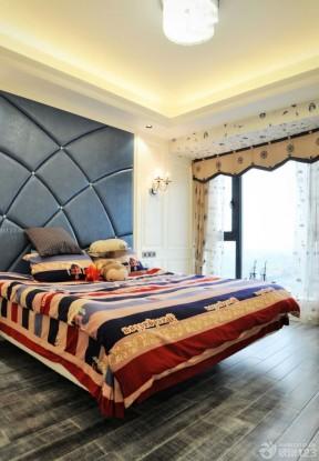 90平米3居室房屋裝修效果圖 兒童房間裝修