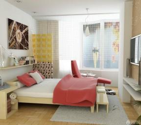 90平米3居室房屋裝修效果圖 珠簾裝修效果圖片