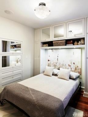 90平米3居室房屋裝修效果圖 小型臥室裝修效果圖