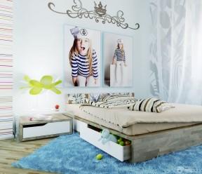 90平米3居室房屋裝修效果圖 兒童臥室