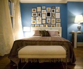 90平米3居室房屋裝修效果圖 照片墻裝修效果圖片