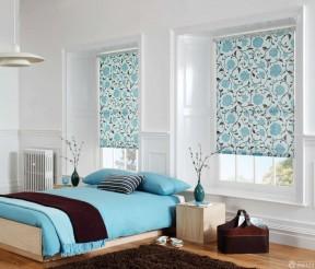 90平米3居室房屋裝修效果圖 臥室窗簾