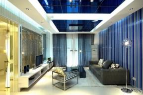 地中海風格家居設計 客廳吊頂設計