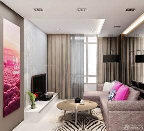 房屋裝修效果圖90平米 三室兩廳