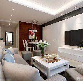 現代風格90平米3居室房屋裝修效果圖-每日推薦