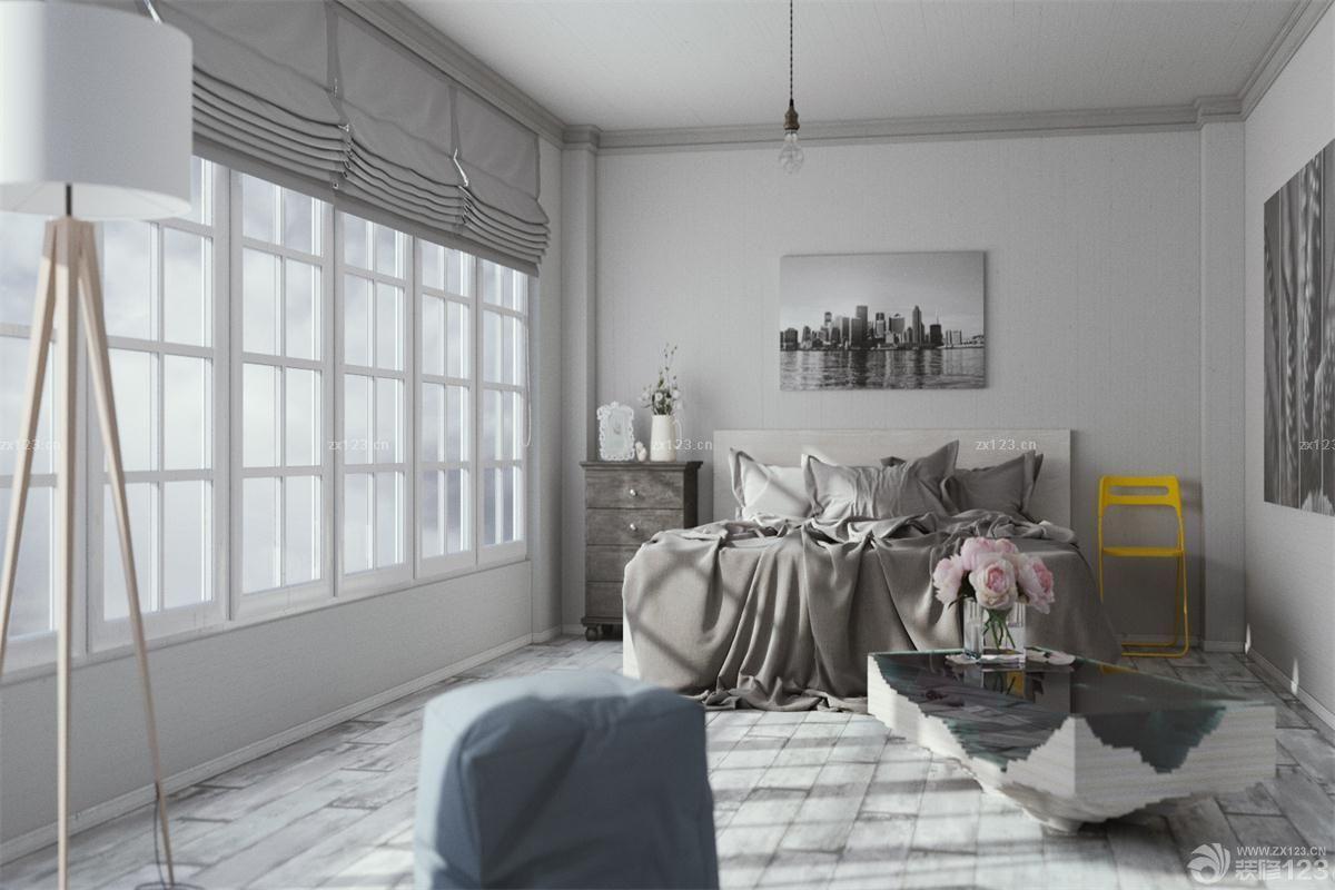 小复式楼卧室设计装修效果图大全2015图片图片