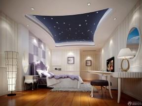 家庭別墅圖片 臥室裝潢設計
