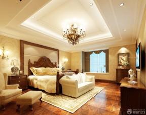 歐式別墅圖片大全 大臥室裝修效果圖