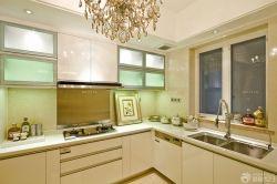 2015整體廚房櫥柜設計圖片