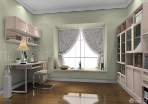 北歐小戶型裝修 歐式窗簾圖片