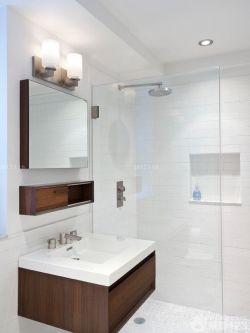 現代風格設計90平米小戶型衛生間裝修圖片大全