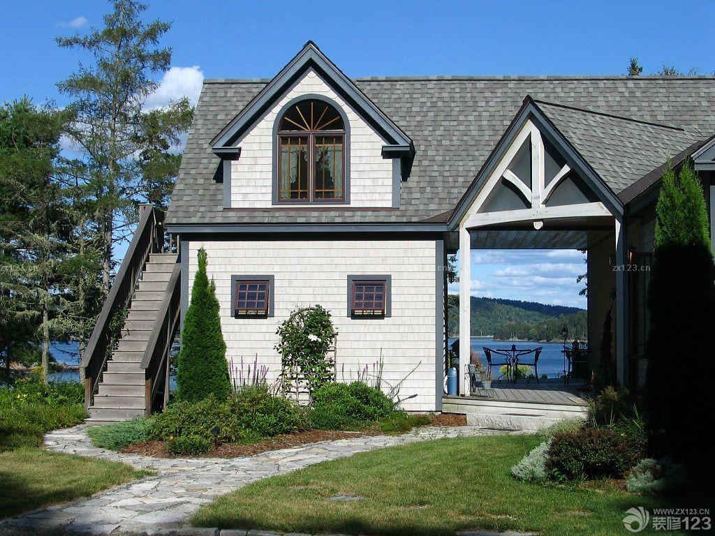 农村别墅房子阁楼天窗设计图