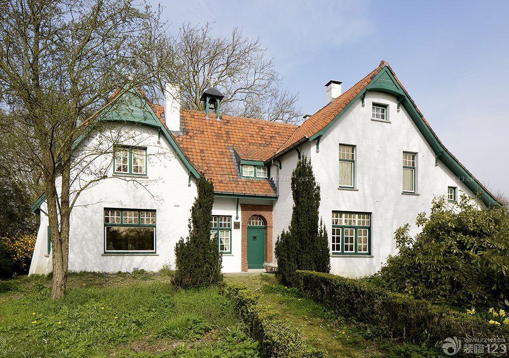农村小型别墅房子装修设计图