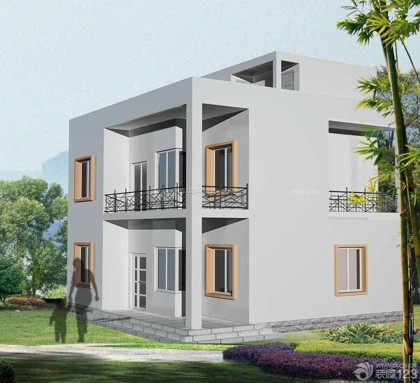 最美农村自建别墅设计图片