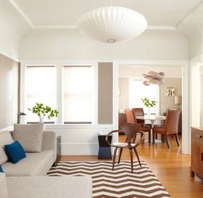 小戶型二手房歐式簡約沙發裝修-每日推薦