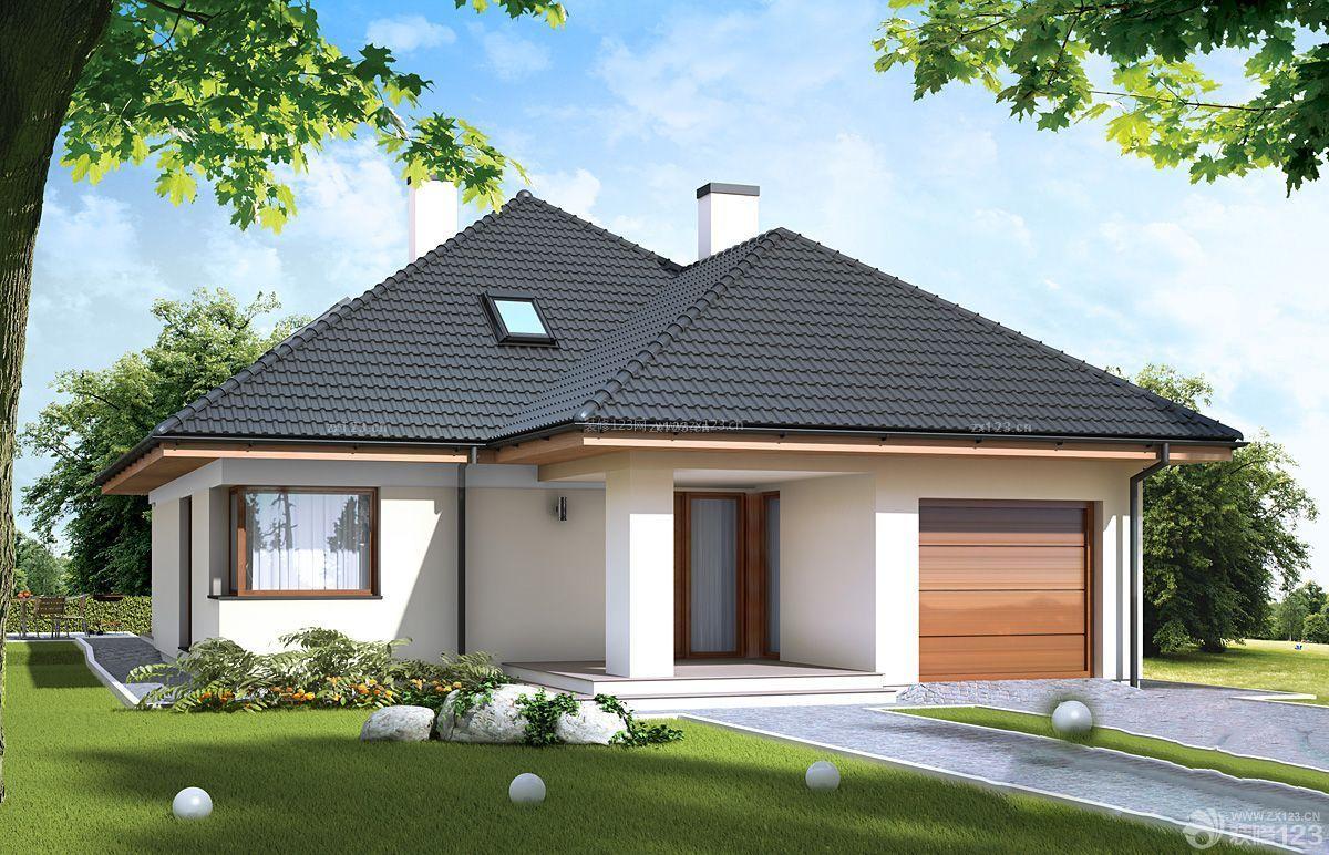 农村屋顶设计图片大全_农村屋顶光伏发电危害