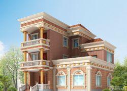 三层全集别墅琉璃瓦效果图外观大图别墅片层室内一图片