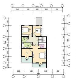 高端小別墅設計圖紙大全