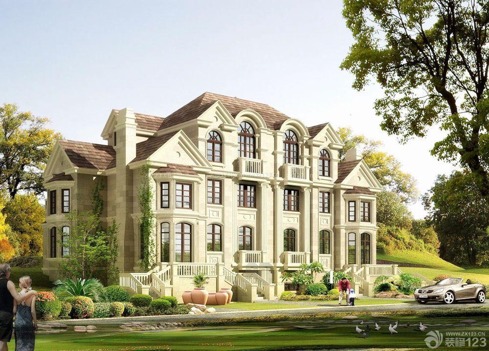 外景别墅别墅港湾世界顶级矽谷图片大全实景天津图片
